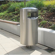 Street Furniture - Litter Bins, Cigarette Bins, Signage, Tree Protecton and Planters